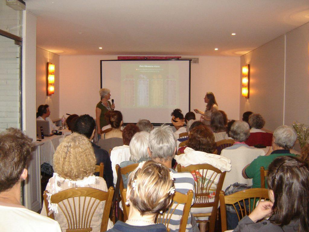 Лектор на курс по Интегрална медицина в Тулуза (Франция)