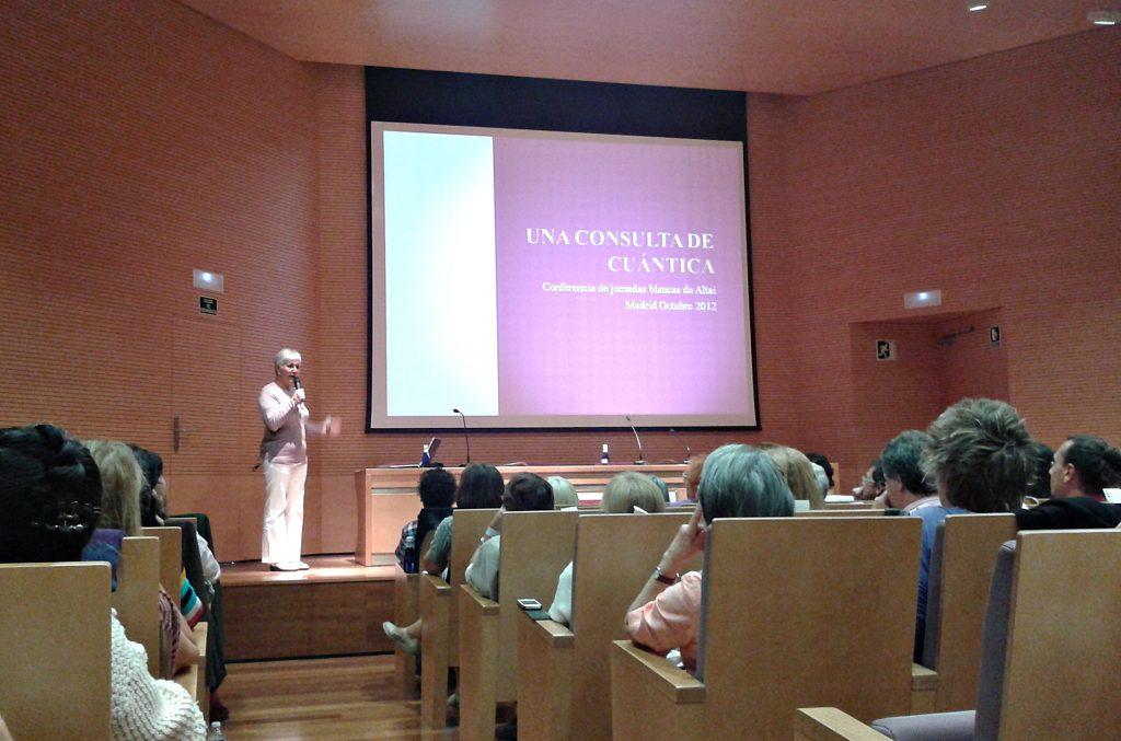 Интернационален Конгрес по Интегрална медицина в Мадрид